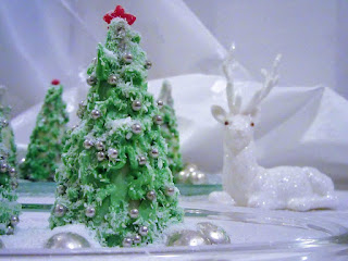 Sweet christmas trees