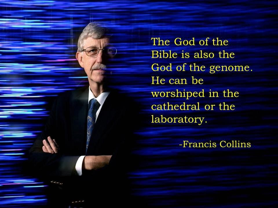 The Language of God, Francis Collins