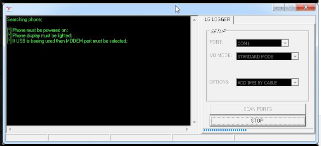 LG logger by furiousGold Full Working Tool