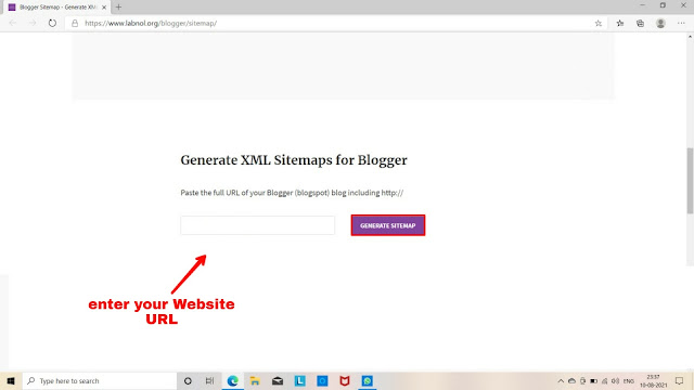 How to Add an XML Sitemap to your Blogger Blog