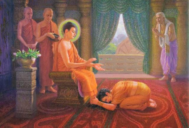 Đạo Phật Nguyên Thủy - Đường Xưa Mây Trắng - Chương 36: Bông sen duyên kiếp