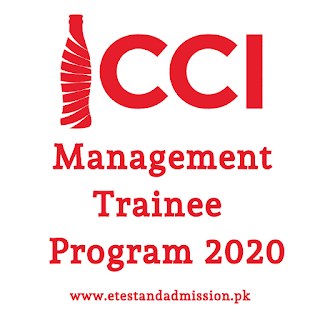 Coca Cola Management Trainee Program 2020