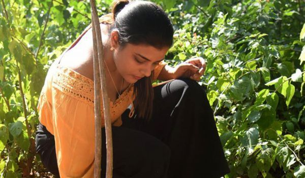 Aishwarya Rajesh Planting a ...
