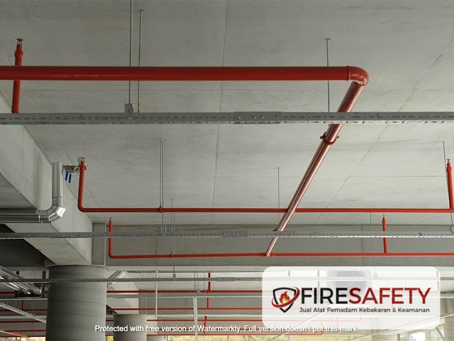Distributor Fire Sprinkler Tegal
