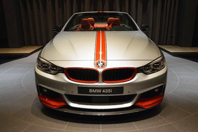 BMW 435i M كابورليه