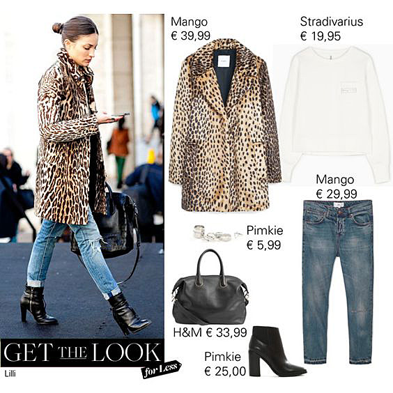 Get The Look: Maria Dueñas Jacobs