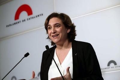 Islam, Stop islam, Podemos, Comunismo, Barcelona, Colau, Ayuntamiento