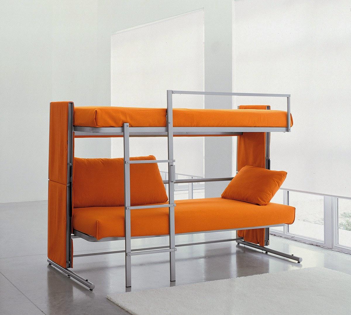 سرير بطابقين
