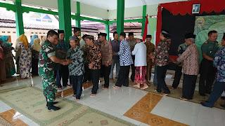 Syawalan bersama Keluarga Besar Pemerintah Desa Caturharjo