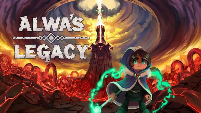 Alwa's Legacy v1.3.0 NSP XCI NSZ For Nintendo Switch
