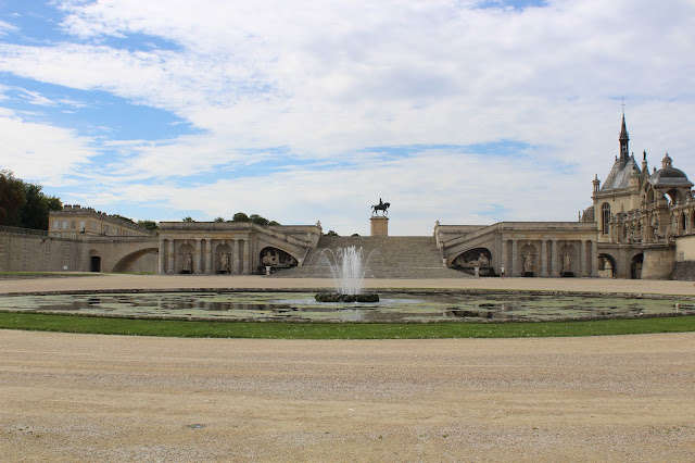 The Royal Abbey Chaalis & Chateau de Chantilly