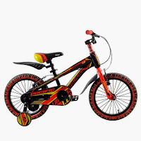 16 pacific umaga bmx sepeda anak