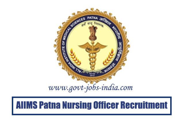 AIIMS Patna Nursing Officer Admit Card 2020 – 206 Nursing Officer (Staff Nurse) Admit Card Download