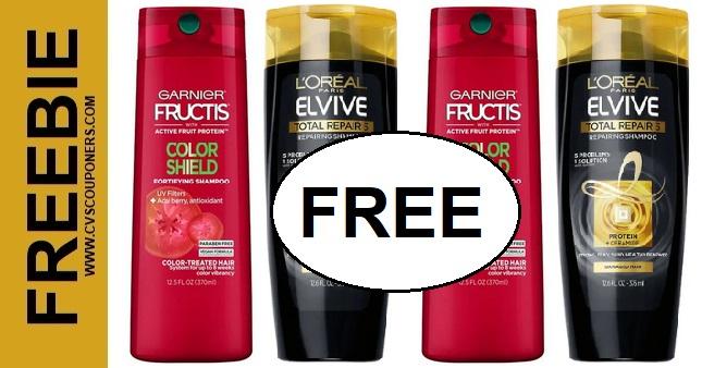 FREE L'Oreal Elvive Total Repair CVS Deal 10-6-10-12