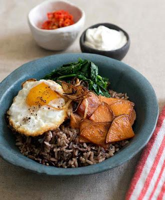 Breakfast Rice Bowl Recipe