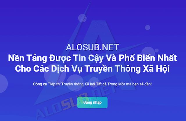 Hệ thống Seeding hàng đầu Việt Nam alosub.net