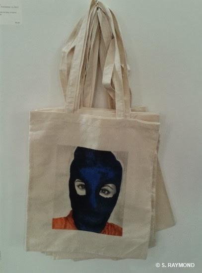 Axisweb tote bag