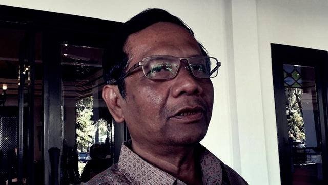 Mahfud MD: Tak Akui Presiden Terpilih Itu Melanggar Hukum