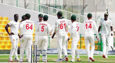 Zimbabwe name five uncapped players for Pakistan Tests