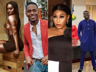 Tiwa Savage, Timini Egbuson, Rita Dominic and Timi Dakolo