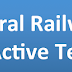 West Central Railway Live Tenders