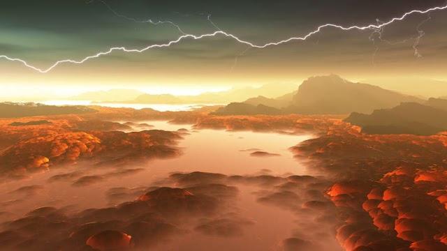 Η Αφροδίτη ήταν κάποτε σαν τη Γη, αλλά η αλλαγή του κλίματος την έκανε ακατοίκητη