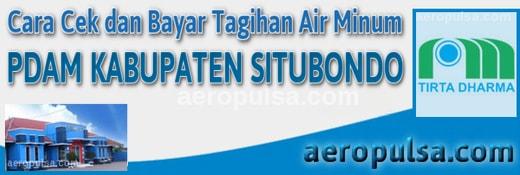 Cara cek dan bayar tagihan rekening PDAM Kabupaten Situbondo