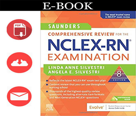 Saunders Comprehensive Review for the NCLEX-RN Examination 8th Edition (P:1)