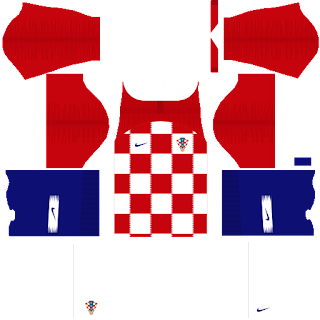 Croacia Hırvatistan Dream League Soccer dls fts kit logo url 2018 Fifa World Cup ,dream league soccer kits Croacia,