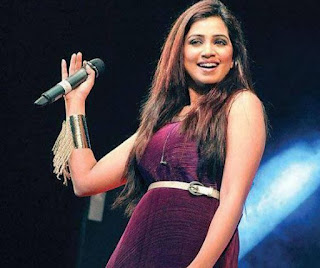 singer shreya ghoshal photos