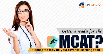 Getting ready for the MCAT? Flashcards may be your favorite learning tool!