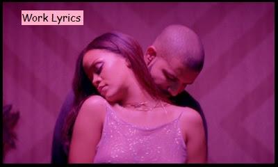 Work Rihanna Lyrics