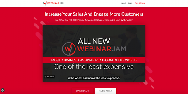 webinar jam online software for meeting