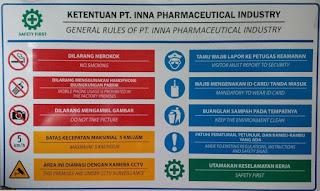 Info Loker Wanita S1 Farmasi PT Inna Pharmaceutical Industry Gunung Putri Bogor