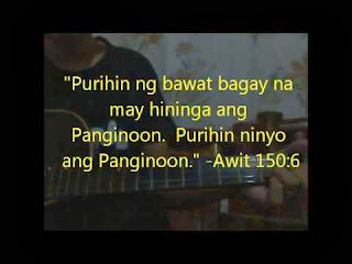 filipino christian music - tagalog adaptation