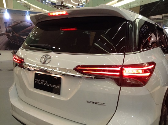 Gallery Foto : Toyota All New Fortuner