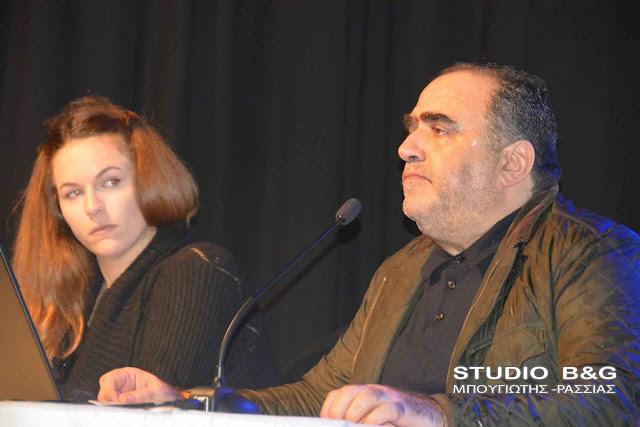 Ημερίδα για τους κινδύνους που κρύβει το διαδίκτυο με ομιλητή τον Μανώλη Σφακιανάκη στο Άργος