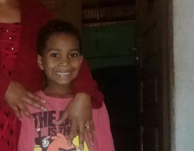 Image result for Menino que estava desaparecido é encontrado morto em Garanhuns