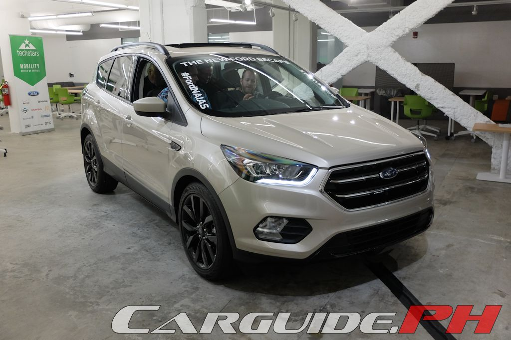 2017 ford escape options view available trim levels. Black Bedroom Furniture Sets. Home Design Ideas