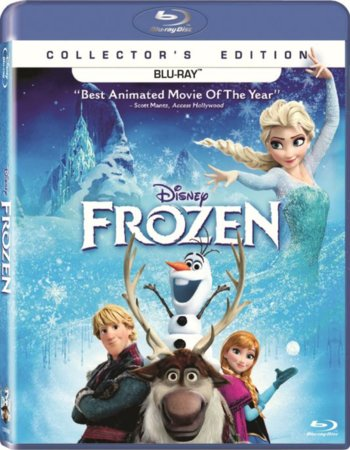 Frozen (2013) Dual Audio 720p