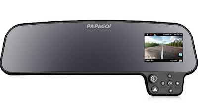 GoSafe 260 Rear View Mirror Dash Cam
