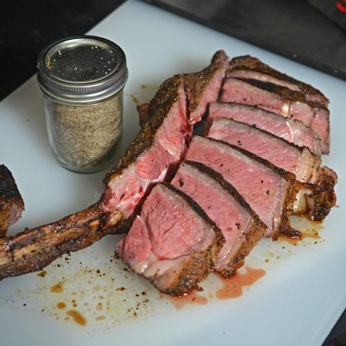 How I Reverse Sear Tomahawk ribeye steaks on the Big Green Egg kamado grill