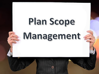 Plan Scope Management process and its importance in PMP
