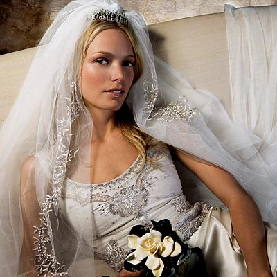 wedding veils tiaras