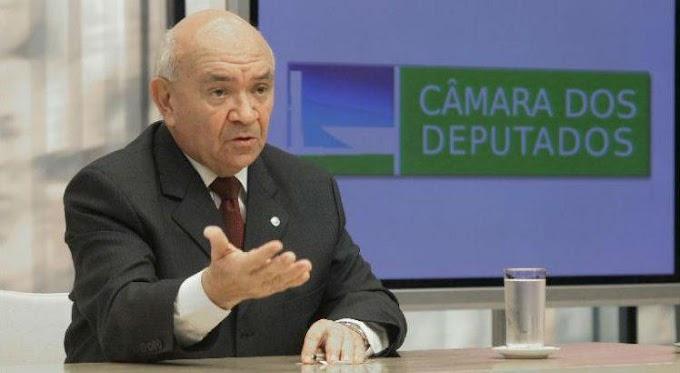 Faleceu o ex-deputado federal Severino Cavalcanti