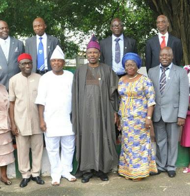 Ogun StateGovernor Amosun Appoints Abia and Kogi Indigenes as Permanent Secretaries