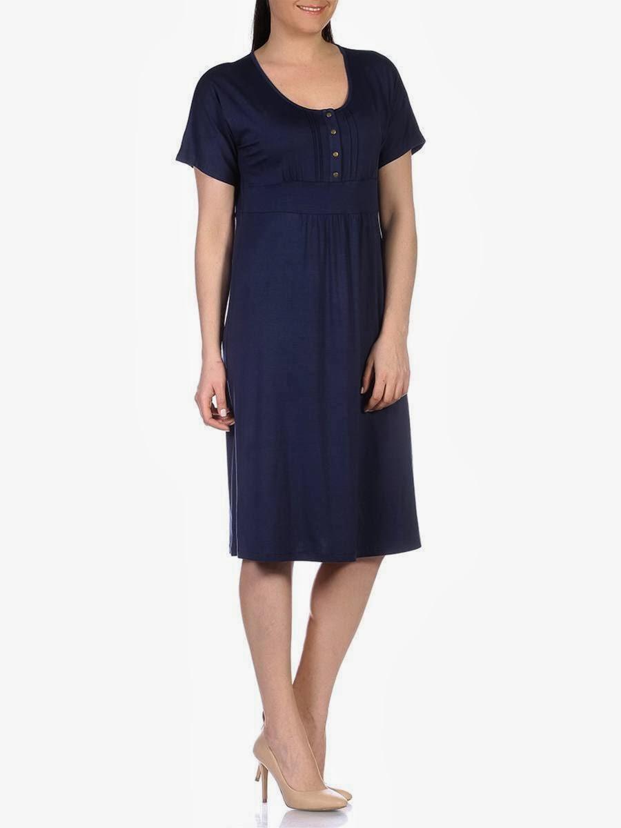 0f29f0f2d7d73 Bu lacivert elbise hem günlük stiliniz hem de gündüz etkinlikleriniz için  oldukça zarif bir görünüme sahip. dökümlü eteği ve gögüs altındaki kuşağı  ...