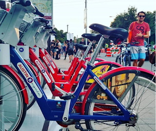 how to get to acl bcycle