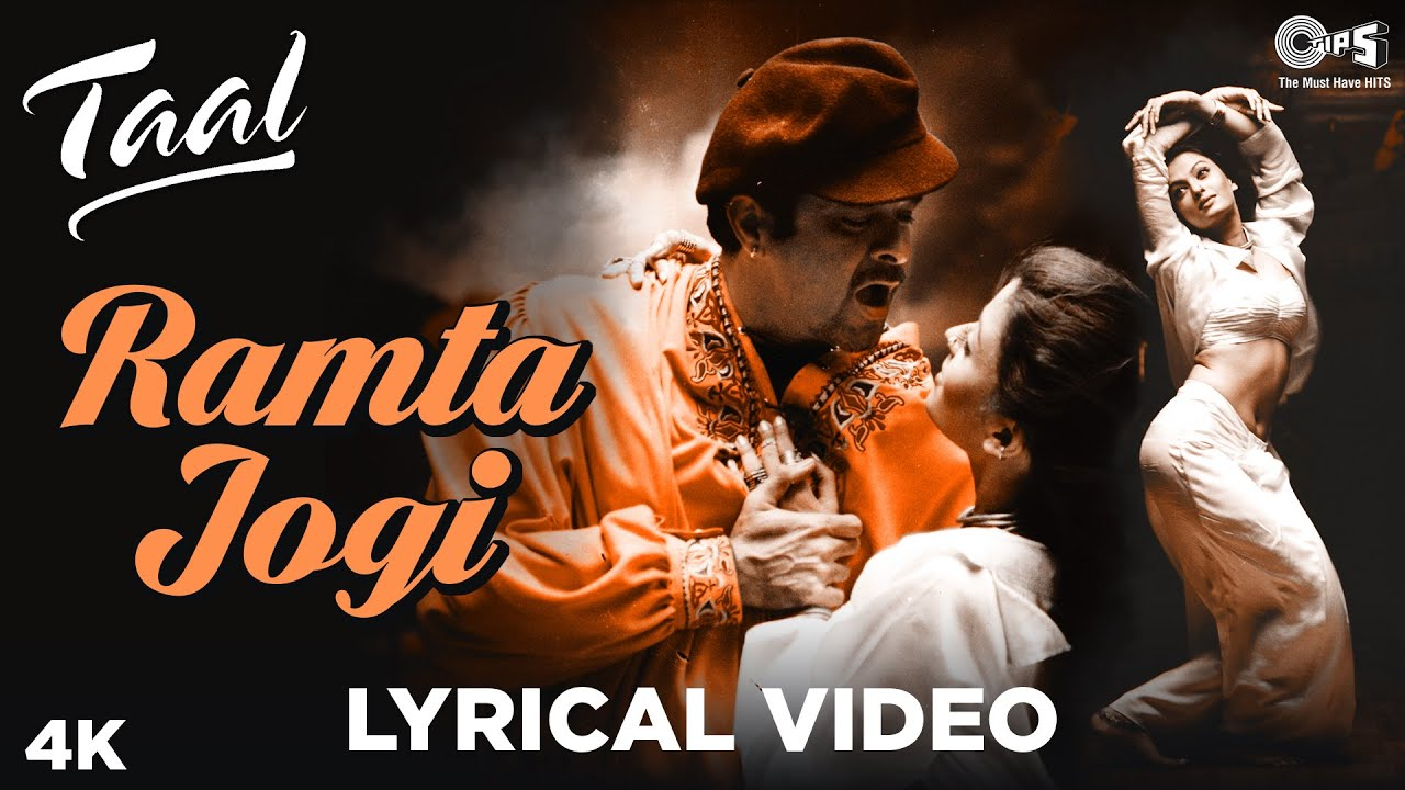 Ramta Jogi Lyrics Taal Aishwarya X Anil Sukhwinder X Alka
