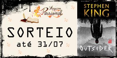 """Sorteio """"Outsider"""""""